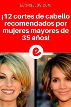 161 12 Cortes De Cabello Recomendados Para Mujeres Mayores De 35 A 241 Os