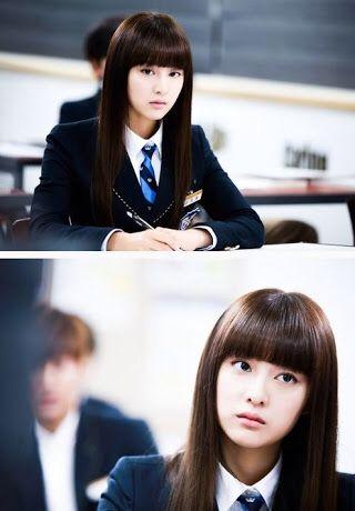 Kim Ji Won (The Heirs) | Kim ji won, Korean actresses, The ...