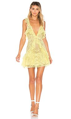 4b400ec490 Chic Tati Lace Ruffle Dress For Love Lemons womens dresses.   164   allshoppingideas from top store
