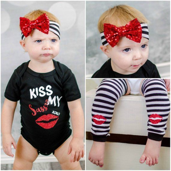 145785f2a1f6 Funny Baby Girl Clothes