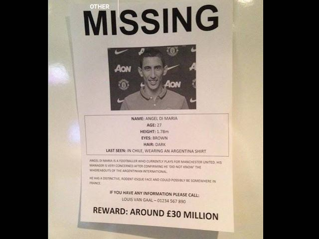 Stephan Noli Blog See the Funny Missing Person Poster Making - Funny Missing Person Poster
