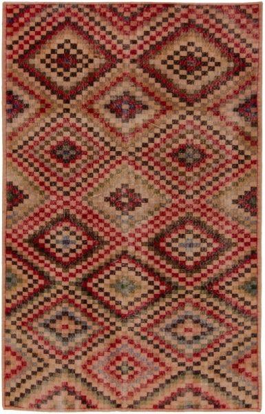 2982  Anatolian Vintage Damali Rug 261x172 cm