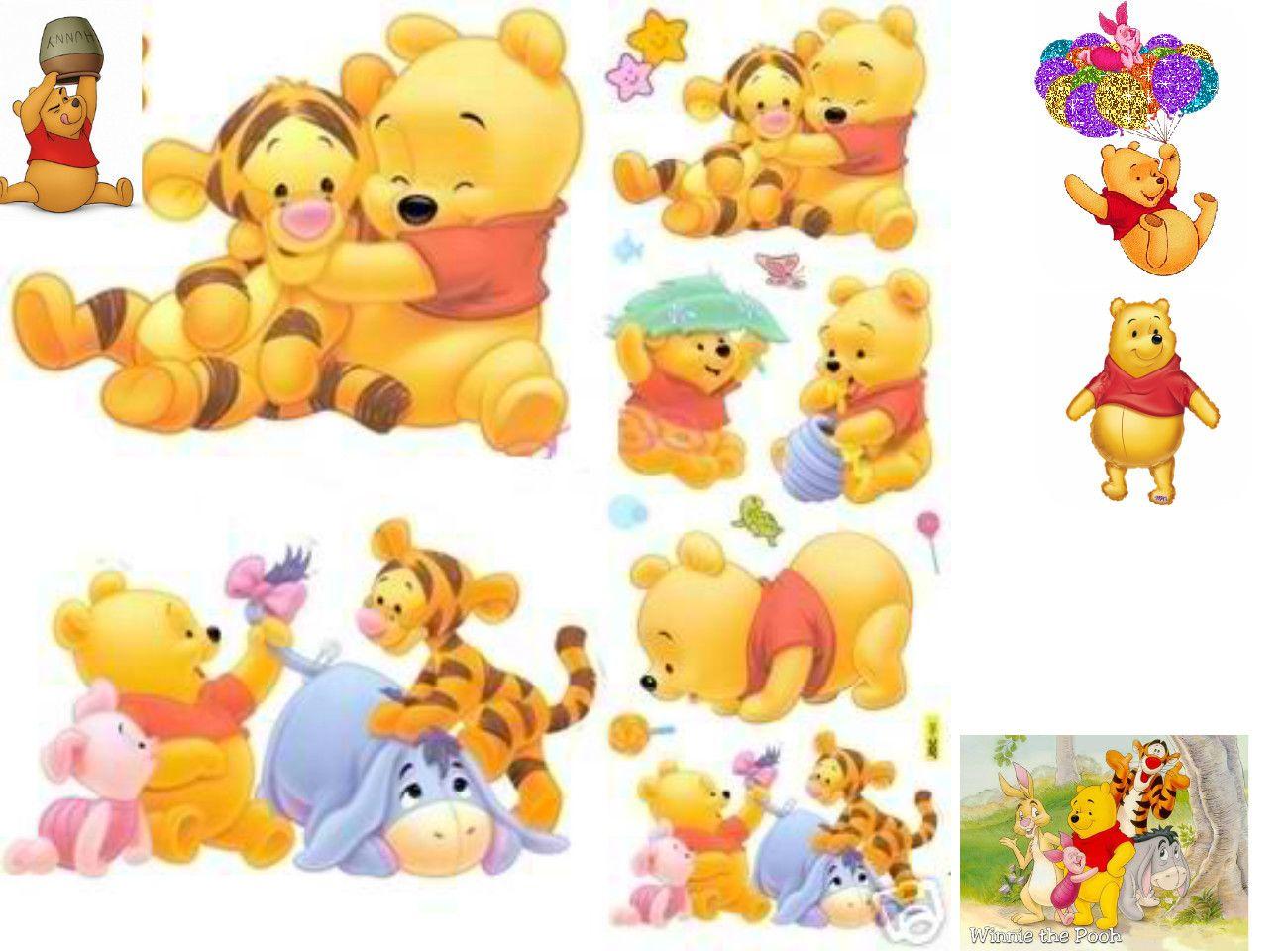 pooh and friends | winnie the pooh & friends | Clip art | Pinterest ...