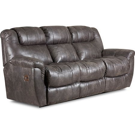 Lane Furniture Montgomery Double Reclining Sofa W Table And Mage 216 39