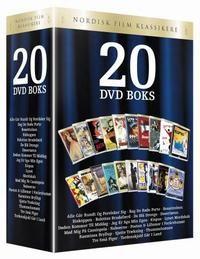 20 Danske Film I Boks 20 Dvd Kr 399 00 Http Www Haushoej Dk Product Asp Product 36854