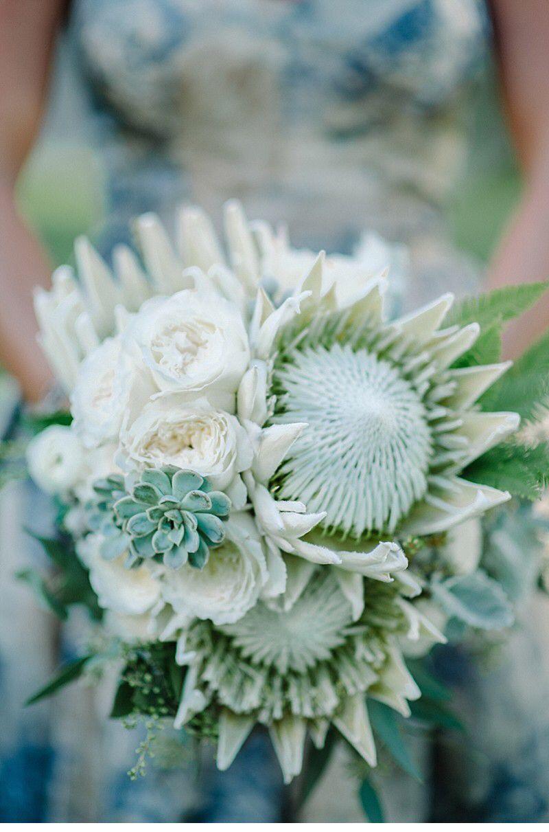 Origineller Brautstrauss In Wunderschonem Pastell Blumen