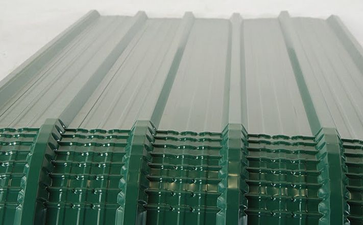Pin By Indian Roofing On Color Coated Roofing Sheets
