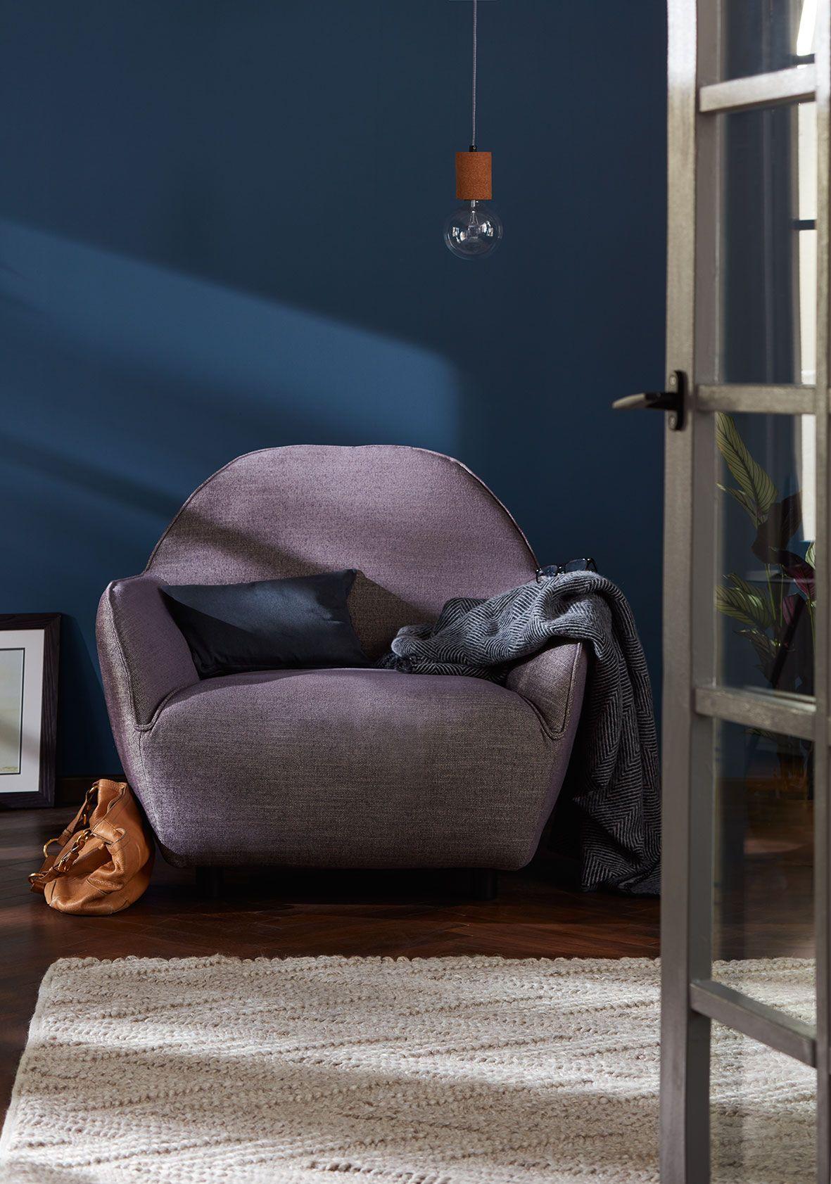 hülsta sofa Sessel hs.480 Sessel in organischer Form / Lesesessel ...