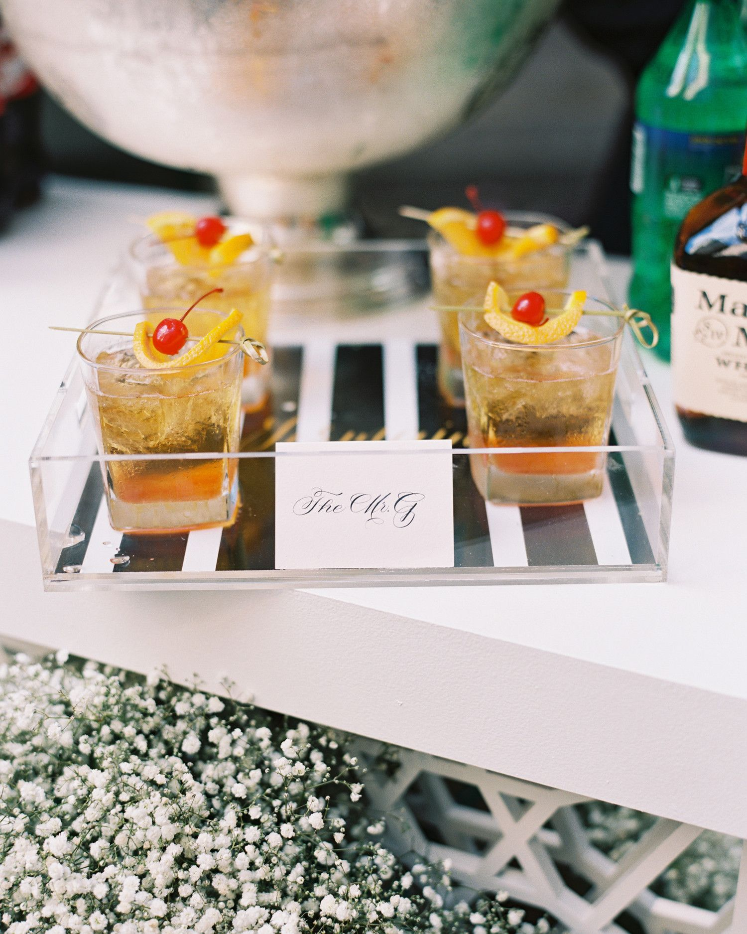 20 Signature Cocktails Perfect for Your Fall Wedding (With