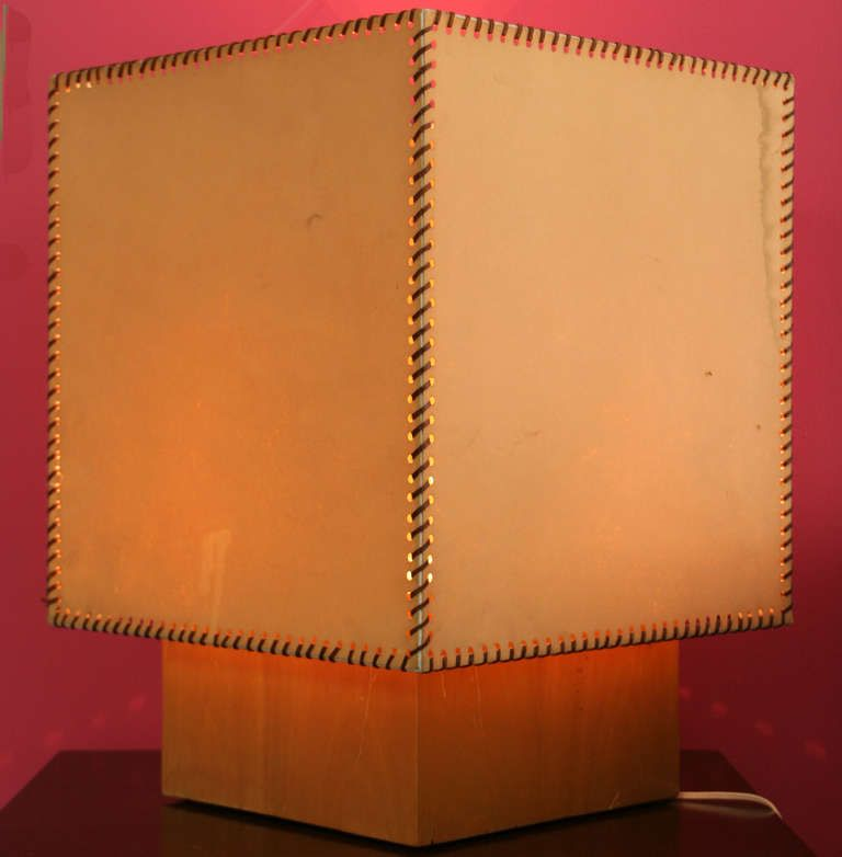 Luis Barragan Table Lamp 1stdibs Com Lamp Vintage Table Lamp Contemporary Light Fixtures