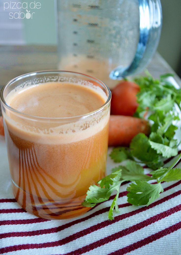 zumo de tomate para adelgazar thermomix