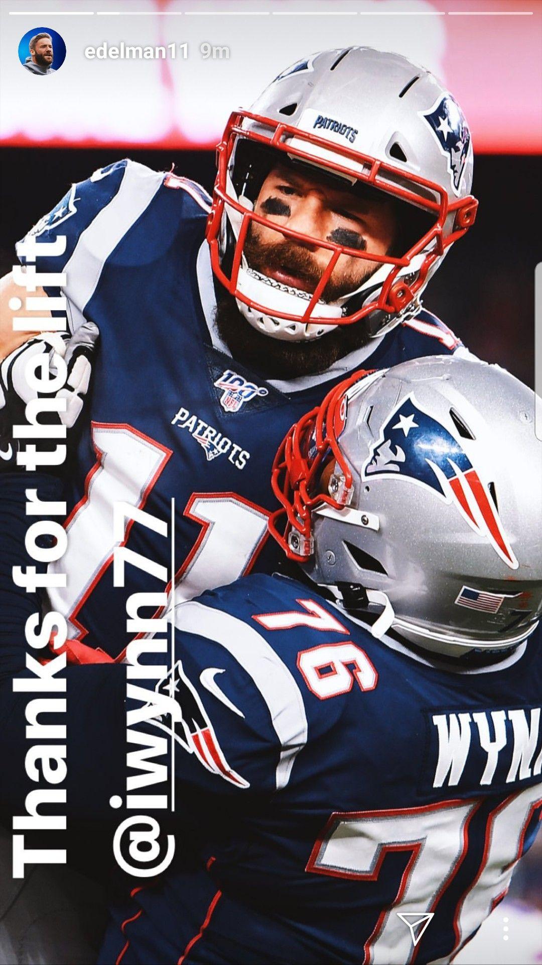 Pin By Jennifer Black On Patriots Julian Edelman Football Helmets New England Patriots