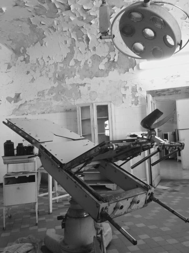 Patarei prison @ Tallinn, Estonia   http://tinytrek.blogspot.fi/2015/09/matkamuistoja-viro-tallinna.html