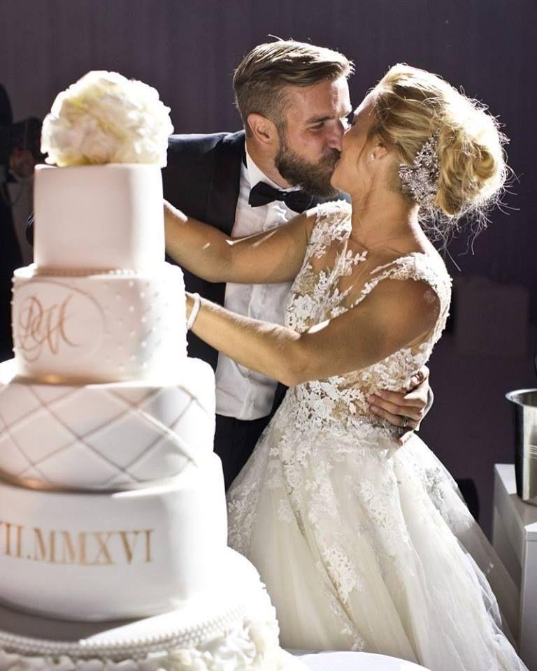 Tennis Player Dominika Cibulkova Gets Married Mariage