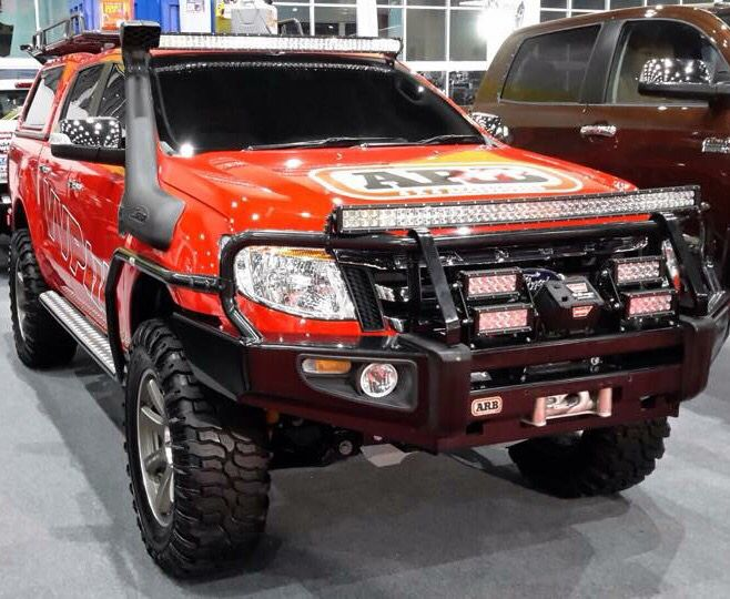 Ford Ranger Arb 4x4 Christopherbrenes Arquitecto Com Ford Ranger New Suv Ford Trucks