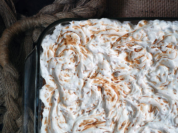 Tres Leches de Coco (Coconut Tres Leches Cake) Recipe