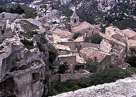 Les Baux De Provence Wikipedia The Free Encyclopedia Rouen France Baux Provence