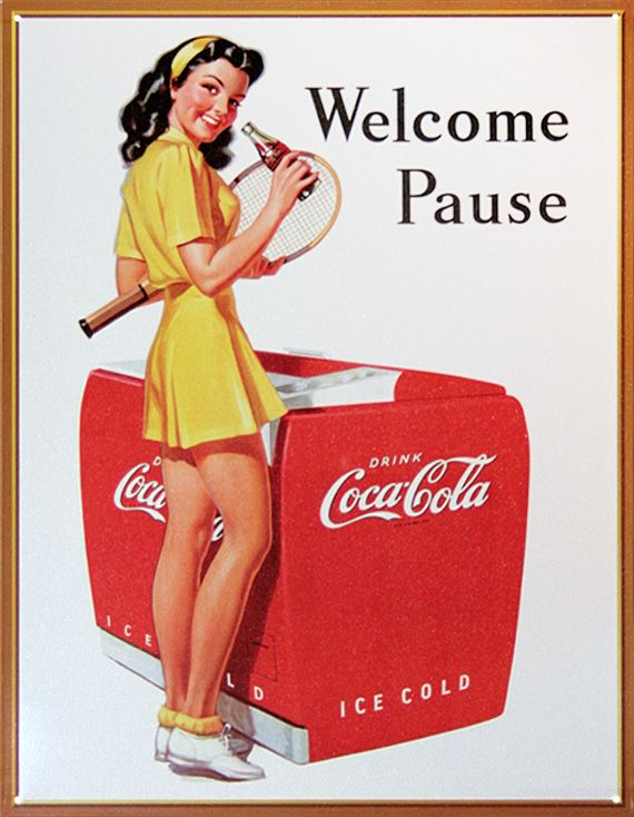 Vintage Sober Up soda ad reproduction metal sign