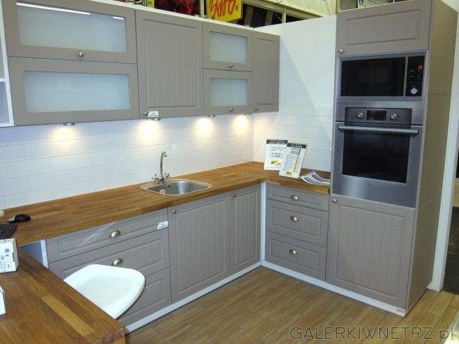 Kuchnia Nowoczesna Kolorowa Szukaj W Google Kitchen Kitchen Cabinets Decor