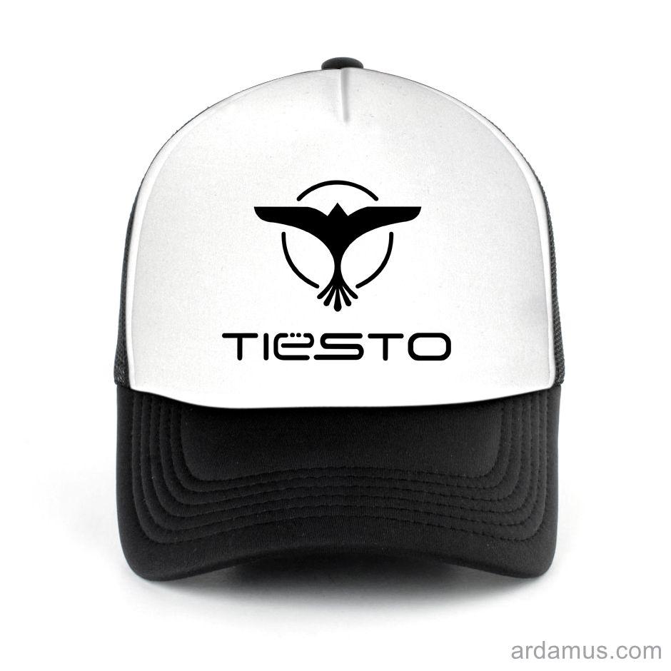 Tiesto Trucker Hat Mens trucker hat, Hat stores, Mesh cap