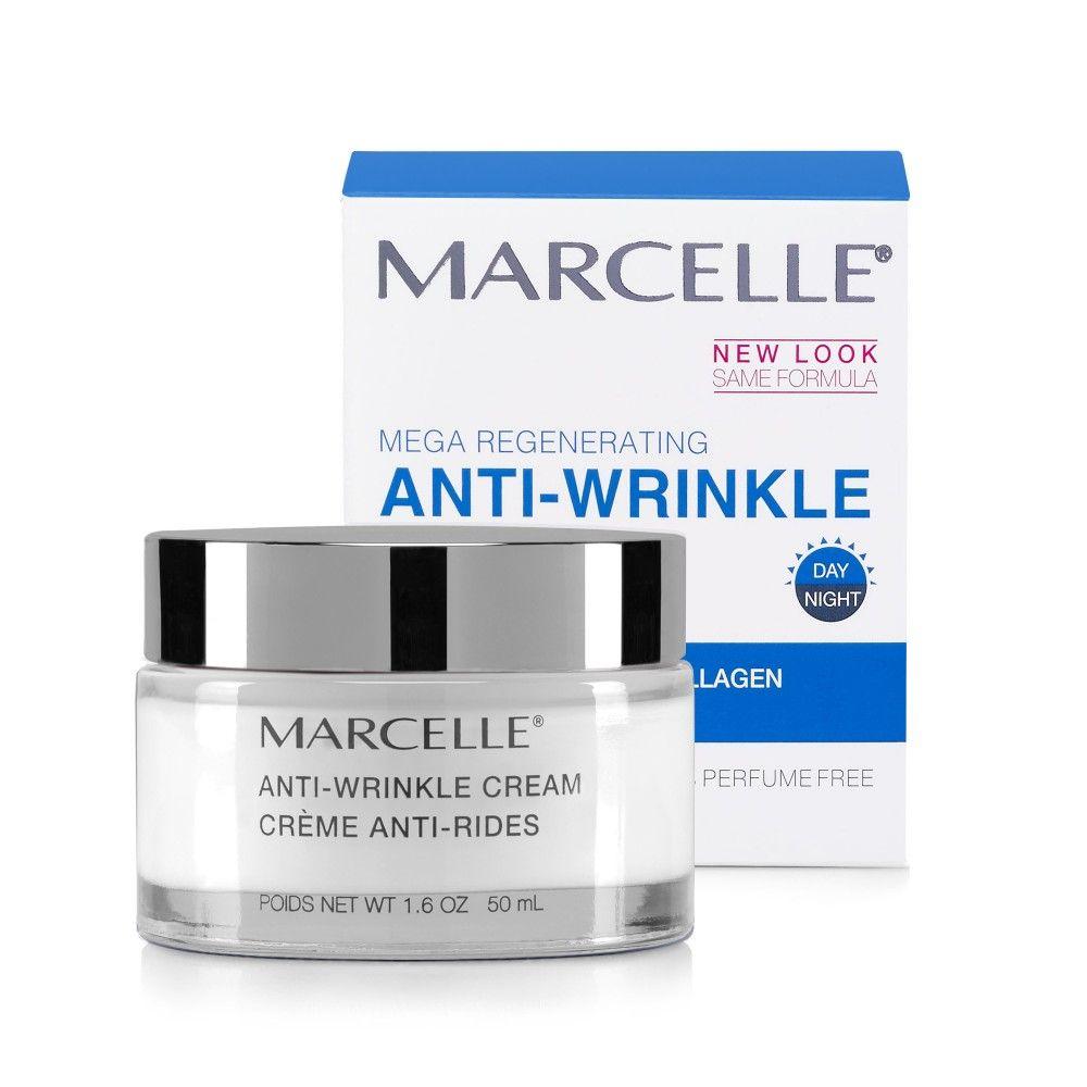 Anti-Wrinkle Cream | Anti-Aging | Skin Care |  | Marcelle