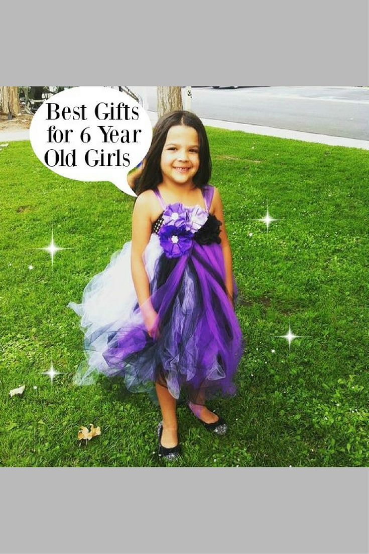 Best gifts and toys for 6 year old girls top gifts for