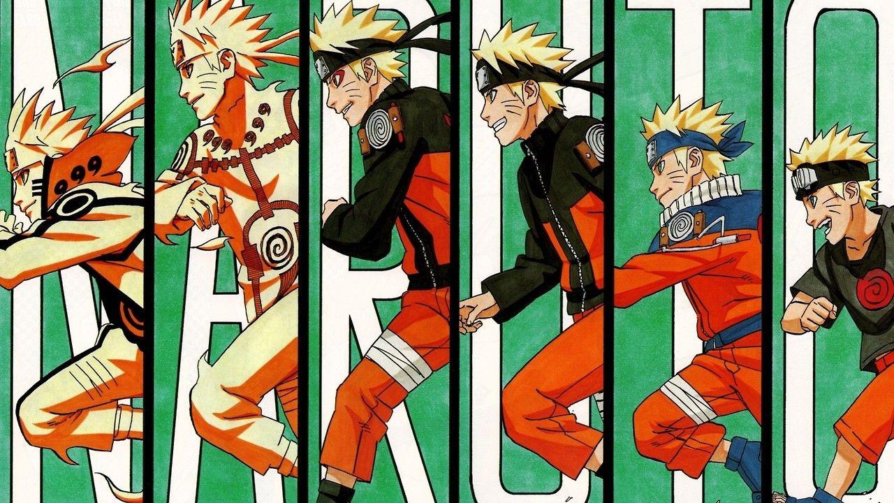 Image For Naruto HD Wallpaper Naruto Child To Adult Hokage