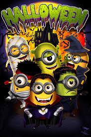 Boo minions.....run, hide be afraid...