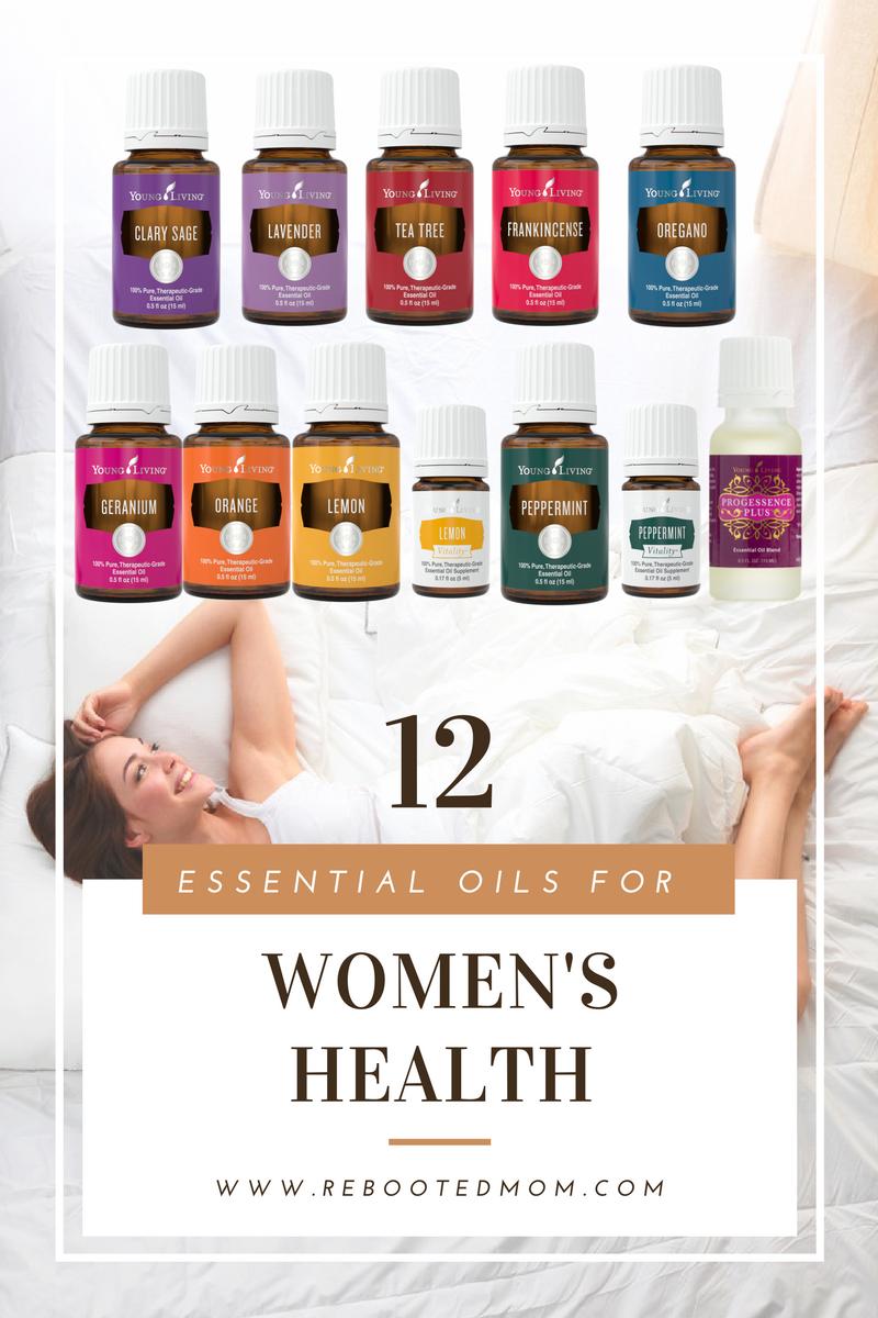 Essential My Health : essential, health, Essential, Women's, Health, Oils,