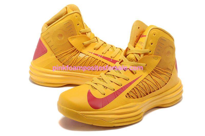 best website f4472 7b645 Trojans University Gold Nike Lunar Hyperdunk 2012 University Red 535359 700   Red  Womens  Sneakers