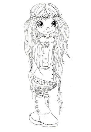 Coloring Page First Name Dana | 435x300