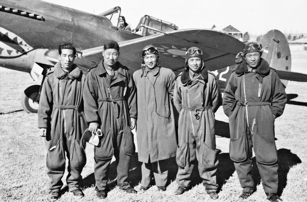 Kunming Remembers the Flying Tigers Military Aviation