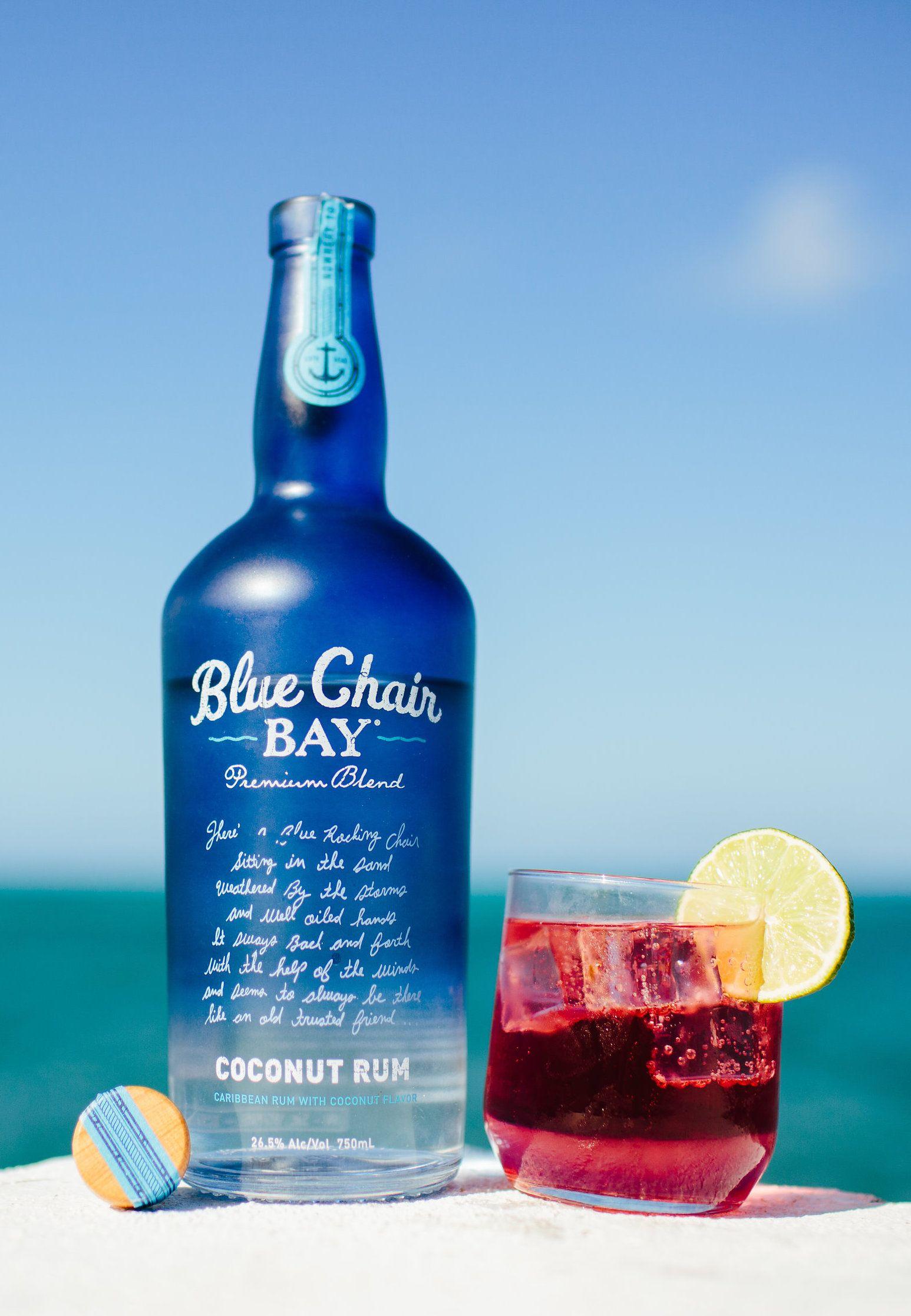 COASTAL COCKTAIL 1 5 oz Blue Chair Bay Coconut Rum 3 oz