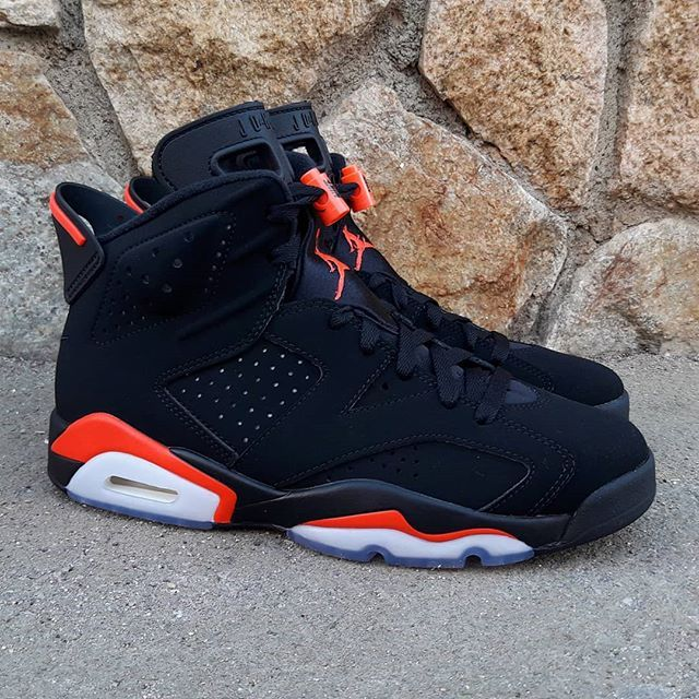 newest d49d5 eb265 Air Jordan 6 Black Infrared 2019 Size Man - Precio  279 Size Wmns - Precio