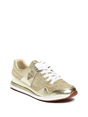 fuerte embalaje zapatos de otoño una gran variedad de modelos GUESS Factory Women's Jazmyne Low-Top Sneakers G by GUESS ...
