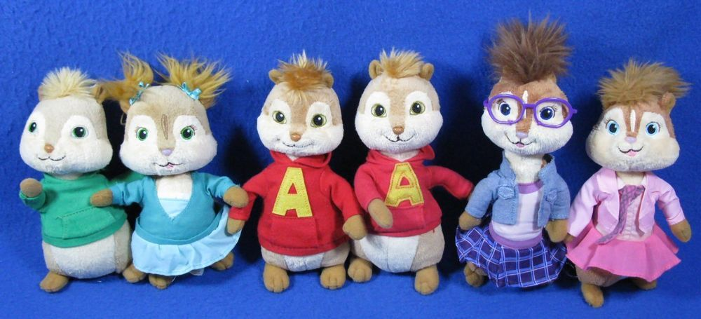 Information true alvin and the chipmunks plush toys at target your