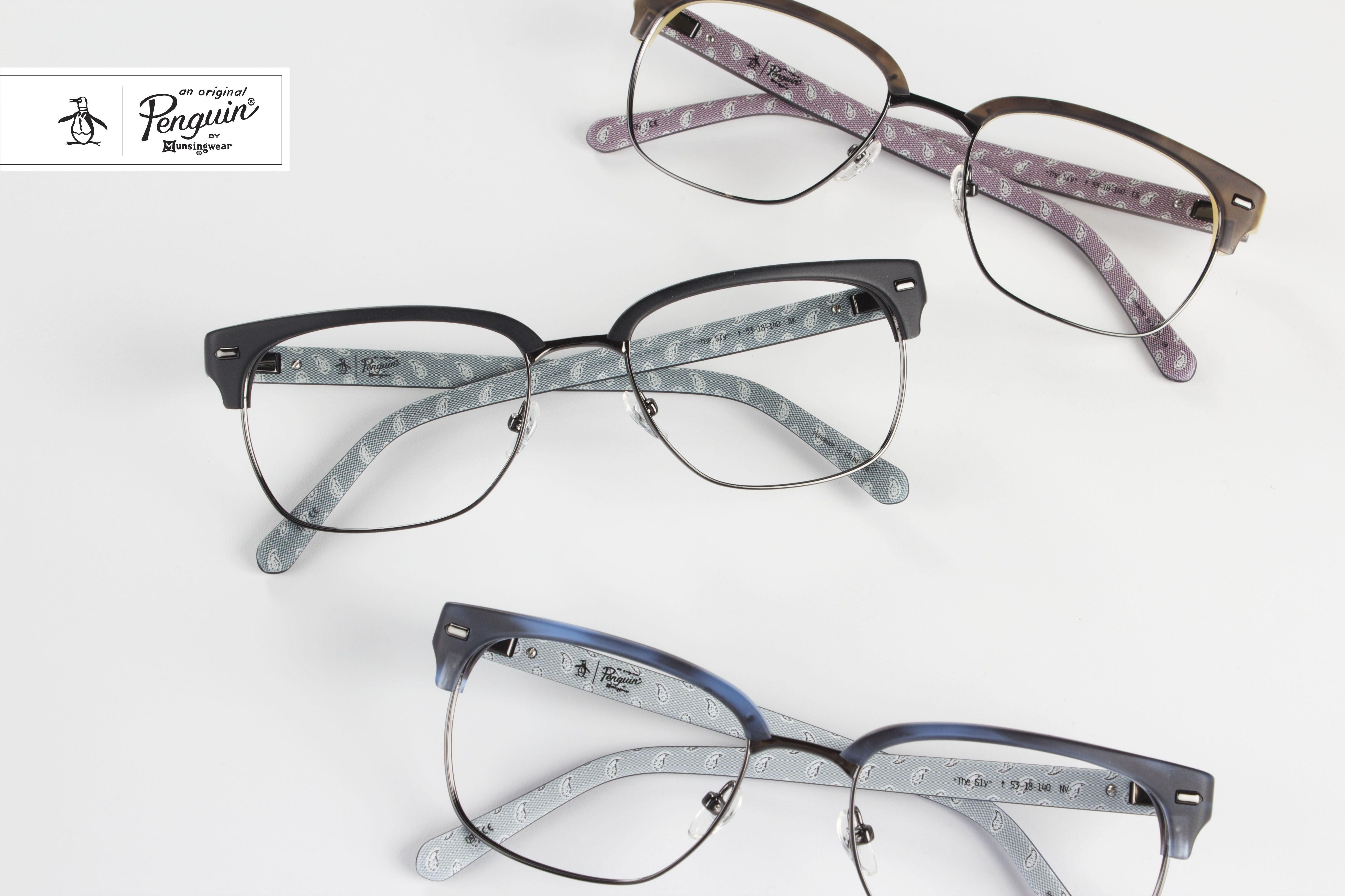 Penguin - The Sly . Visit eyeDOCS Preston to try them on! #Penguin ...