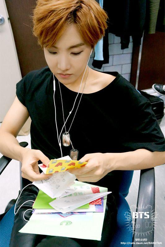 Posts About Fancafe On Btsdiary Bts Danger Bts J Hope Jhope