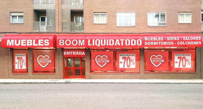 e8e69ebda5 TIENDA DE MUEBLES BOOM en OVIEDO - ASTURIAS AVENIDA DEL MAR 27 (Zona C.C.  Los