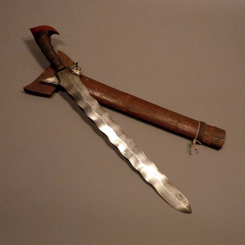 Antique Kris Dagger