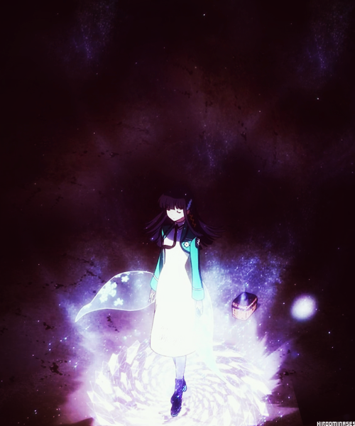 somebody, the ocean Magical warfare, Tsukiuta the