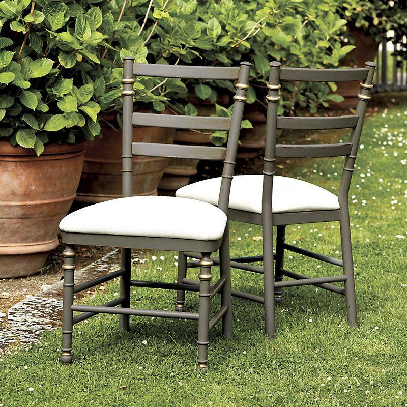 Set of 2 Casa Florentina Patrizia Side Chair - Custom ...