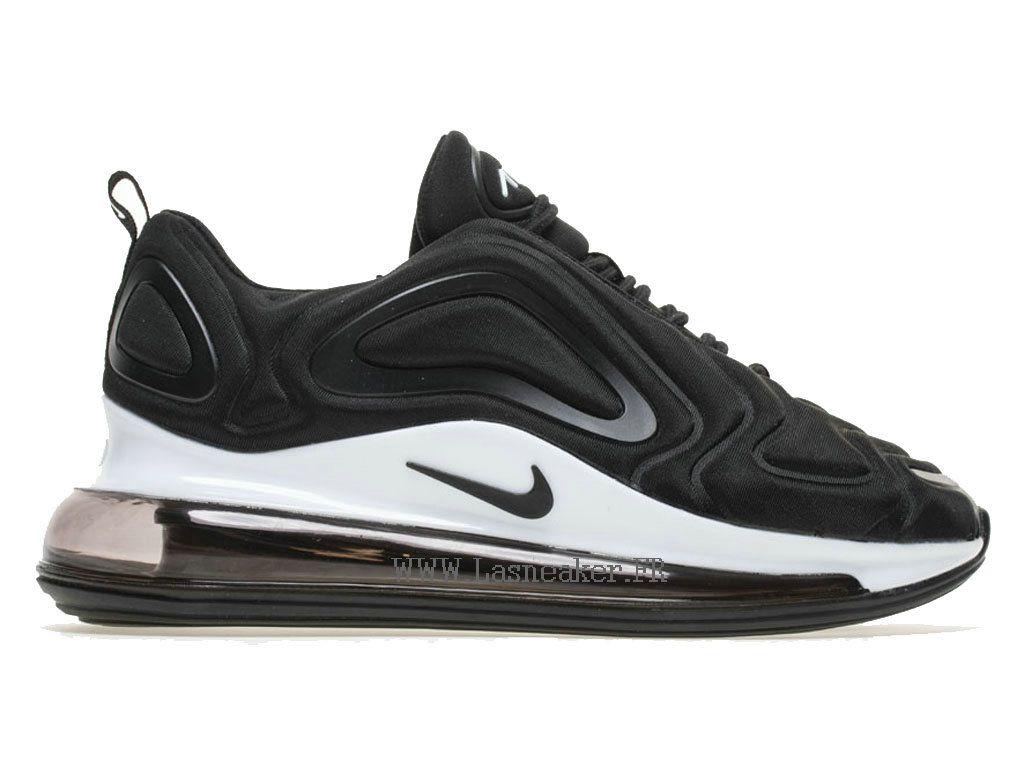 chaussure air max 720 noir et blanc