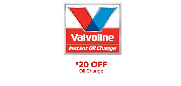 Valvoline Coupon 20 Oil Change Oil Change Change Oils