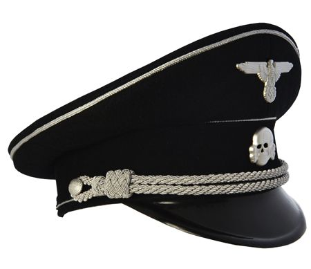Epic Militaria > WW2 German Allgemeine SS Visor Caps | La ...