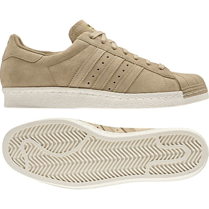 best cheap cde14 65ded Zapatillas Adidas Superstar BB2227 Ante Camel Vintage.