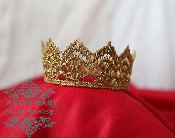 Princess or Prince various size crown Prop by greenearthstudio, $13.95