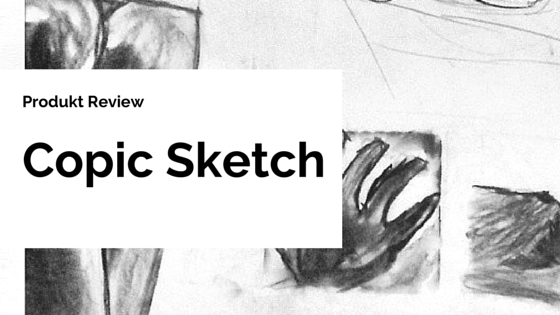 Produkt Review: Copic Sketch