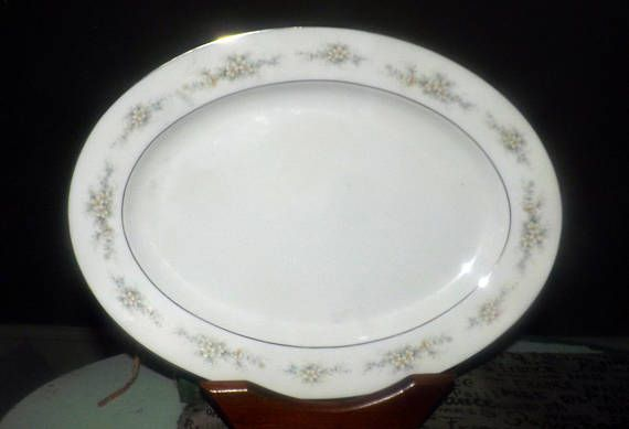 Vintage Late 1970s Early 1980s Noritake Melissa 3080