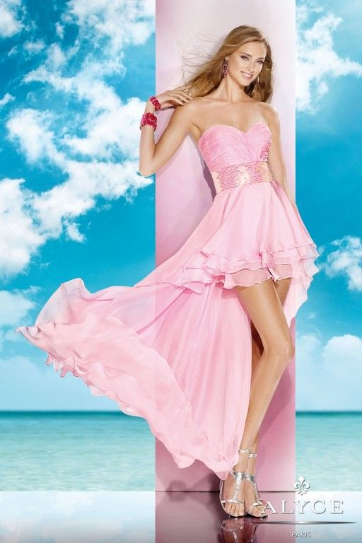 Vestidos cortos y largos para 15 años de Alyce Paris | Vestidos ...